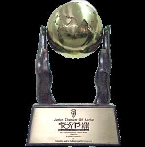 TOYP Award – 2000