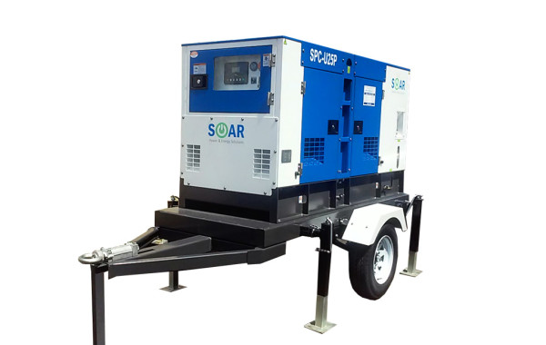 Mobile Trailers for Generators