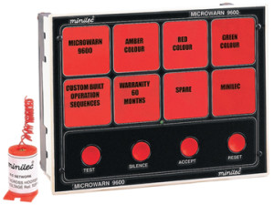 MICROWARN 9600